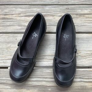 Black Mary Janes
